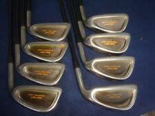 "Yamaha Secret Professional Carbon Golf Iron Set Graphite Mens RH 3-PW ""NICE"""