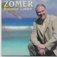Ronnie Tober-Zomer cd single