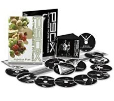 P90X Workout Fitness Complete 12 Disc DVD Set Beachbody Fitness Videos