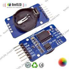 Reloj de tiempo real de precisión RTC Módulo de memoria Arduino DS3231 AT24C32 DS1307