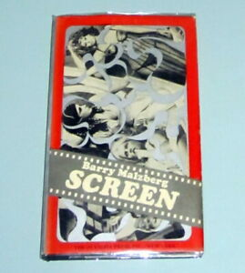 BARRY MALZBERG 1968 SCREEN WOMEN MOVIE ACTRESS Experimental Erotic Novel Fantasy