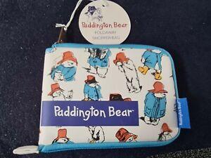 Paddington Bear Foldaway Shopping Bag