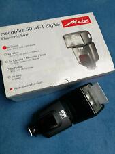 Metz Blitz für Canon Mecablitz 50 AF-1 digital