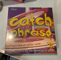 2005 itv Catch Phrase Board Game Based on the TV Show -