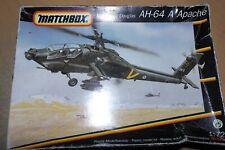 MATCHBOX 1:72 MCDONNELL DOUGLAS AH-64 A APACHE  40415