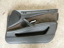BMW 5er E60 E61 LCI Türverkleidung Leder Nappa Tabak vorne rechts 6983608