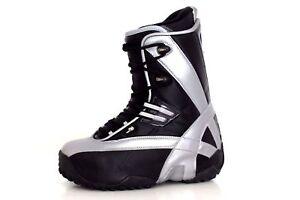 Northwave APX 7.MX Mondo 260 Snowboard Boots Black UK 7 US 8 EU 40 BT03 89