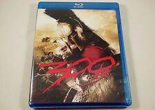 300 Blu-ray Gerard Butler, Lena Headey, David Wenham, Dominic West