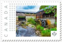 lq. O'HARA MILL = Madoc Ont Picture Postage stamp MNH Canada 2018 [p18-04sn02]