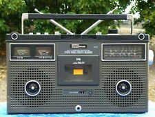 JVC NIVICO 1974 JAPAN 9475W MW-SW1-SW2-FM STEREO RADIO CASSETTE RECORDER BOOMBOX