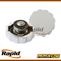 Billet Radiator Cap Small Style suit 32mm Water Neck Aeroflow AF64-5032S