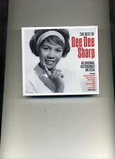 DEE DEE SHARP - THE BEST OF - 2 CDS - NEW!!