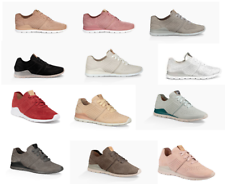Ugg TYE para mujer informal Cuero Tenis Zapatos Para Caminar Ligero del MIT. Colores y Talla
