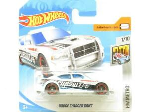 Hotwheels Dodge Charger Drift HW Metro 208/365 Short Card 1 64 Scale Sealed New