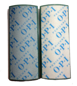 2 OPI Pedicure Foot File Refill Files/Replacements