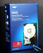 Western Digital Red WDBMMA0030HNC-NRSN 3TB Network NAS Hard Drive