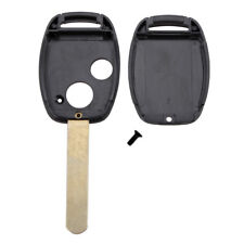 Replacement For 2006 2007 2008 2013 Honda Civic Accord Key Fob Remote Shell Case