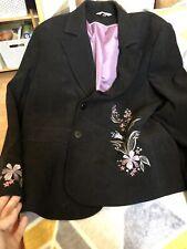 Klass Black Jacket Size 20