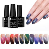 UR SUGAR 7.5ml Gel Polish Magnetic Thermal Color Changing Soak Off UV Nail Gel