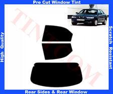 Pre Cut Window Tint Daewoo Nubira 4D 97-03 Rear Window & Rear Sides Any Shade
