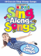 Cedarmont Kids Sing Along: Silly Songs, Very Good DVD, ,