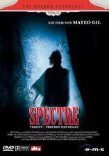 Spectre ( Spanisches Horror-Mystery ) von Mateo Gil mit David Arnaiz, Jordi Daud