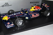 Formel 1 2011 Red Bull S.Vettel #1 Japan GP 1:18 Minichamps neu & OVP 110110301