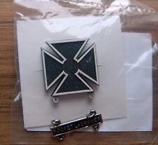 US Army Marksman Qualification Badge range pin award w/ Rocket Launcher bar