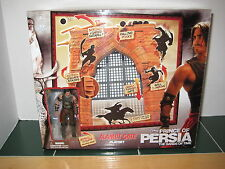 Prince of Persia Alamut Gate with Figure The Sands of Time
