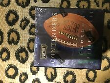 1995 Playoff Contenders Football Card Box (Factory Sealed)