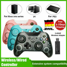 Wireless Controller Gamepad für Microsoft Xbox One PC Joystick Dual Vibration DE