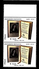 ITALIA REP. - 2003 - Bernardino Ramazzini 0,41€ de morbis artificum