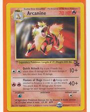Pokemon 1 x ARCANINE  Black Star Promo # 6  AS NEW