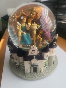 """Disney Sammler Spieluhr """" Die schöne und das Biest"""""""