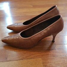 Vintage House of Customcraft Heels Size 8 Aa