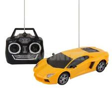 1:24 4 Channel Electric RC Radio Remote Control Car Kids Boy Toy with Light