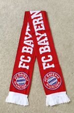 FC Bayern Munchen Scarf Brand New Good Size Great Quality Knitted Scarf