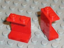 2 x LEGO Red panel 4864a / Set 4563 6989 6375 6392 6286 6984 55814 ...
