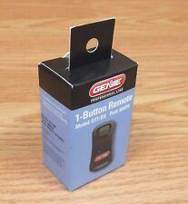 Genuine Genie (G1T-Bx) Solid Black One Button Remote For Garage Doors *Read*