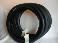 "20 x 2.125"" Bike Tire Black Fits All 20 inch Bicycles NEW Buy Pair, Free Tubes"