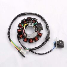 HIGA 11 Coil Stator Magneto Plater GY6 125CC 152QMI 157QMJ Scooter Moped Parts