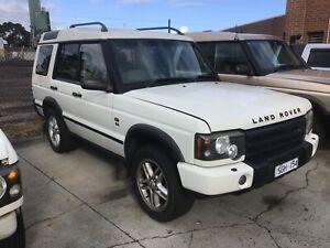 Land Rover Discovery 2 V8 (1999-2004)
