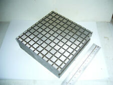 'ENGINEERS' GROUND SURFACE PLATE 150 x 150 x 45mm      (5476)
