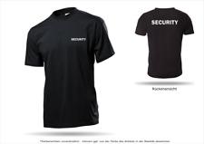 Security Shirt WorkWear Club Türsteher Sicherheitsdienst