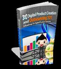 How To Create Digital Products And Use Outsourcing For Internet Marketing (CD)