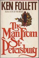 Man from St. Petersburg by Ken Follett (1982)