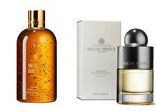 Molton Brown Mesmerising Oudh Accord Shower GEL & Eau De Toilette Perfume Set