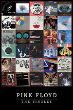 PINK FLOYD THE SINGLES POSTER (91x61cm)  PICTURE PRINT NEW ART