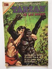 TARZAN DE LOS MONOS #219 (Navaro 1969) Spanish Mexican Comic
