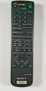 Genuine Sony RMT-D109A Remote Control for DVD Player DVP-S33 DVP-S330